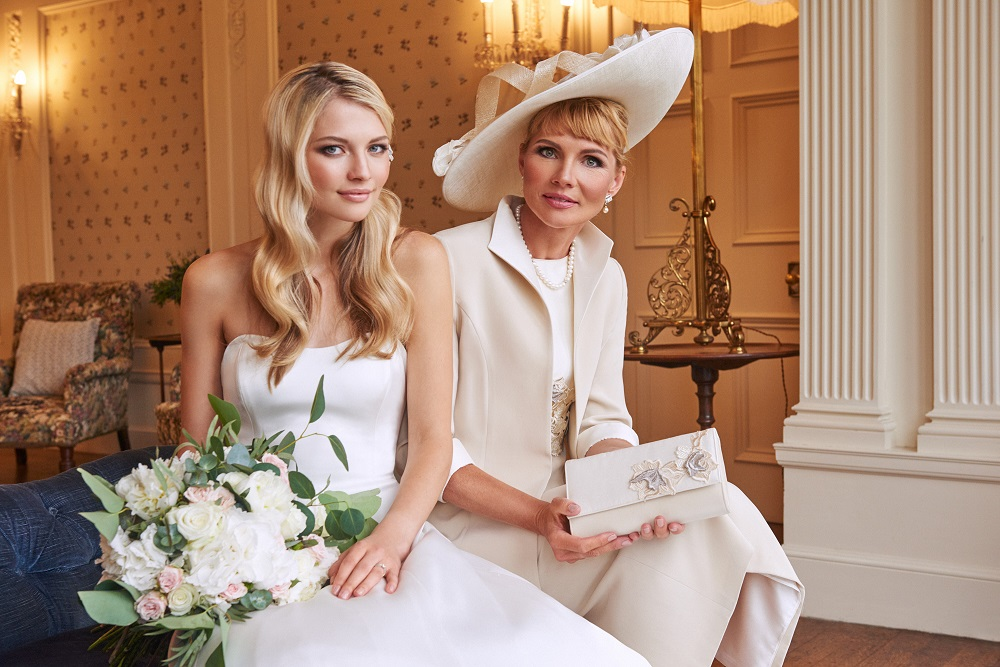 Featured Image for Check out the new Joyce Young mother of the bride and bridal shoot
