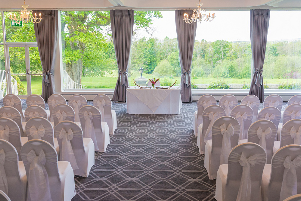 Ogston ceremony suite - Ardoe House Hotel and Spa