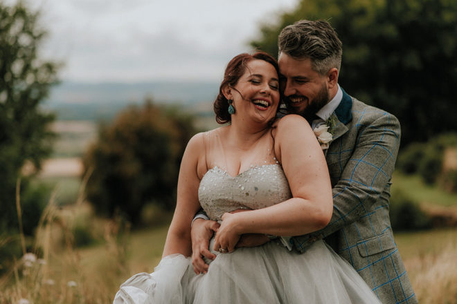 Featured Image for Italian-inspired barn wedding day at Guardswell Farm, Perthshire
