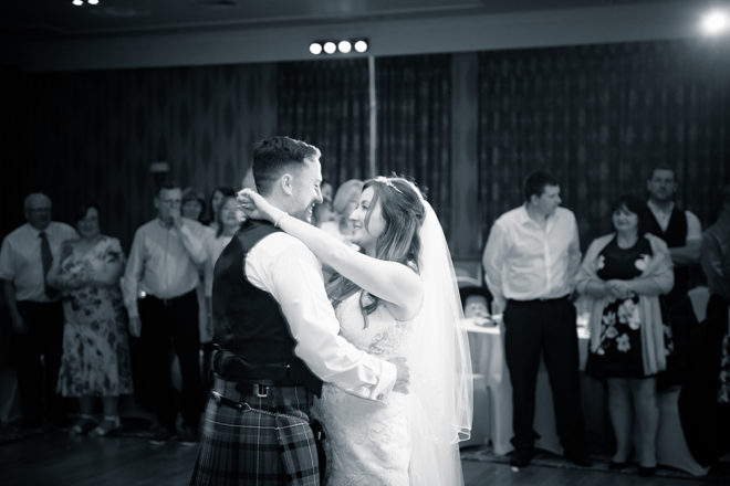 Featured Image for Romantic, family focused wedding day at Macdonald Drumossie Hotel, Inverness
