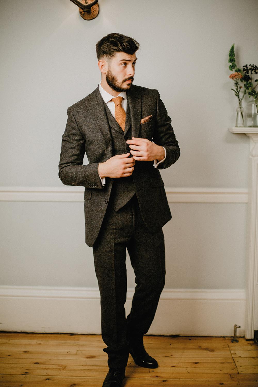 suit - Walker Slater
