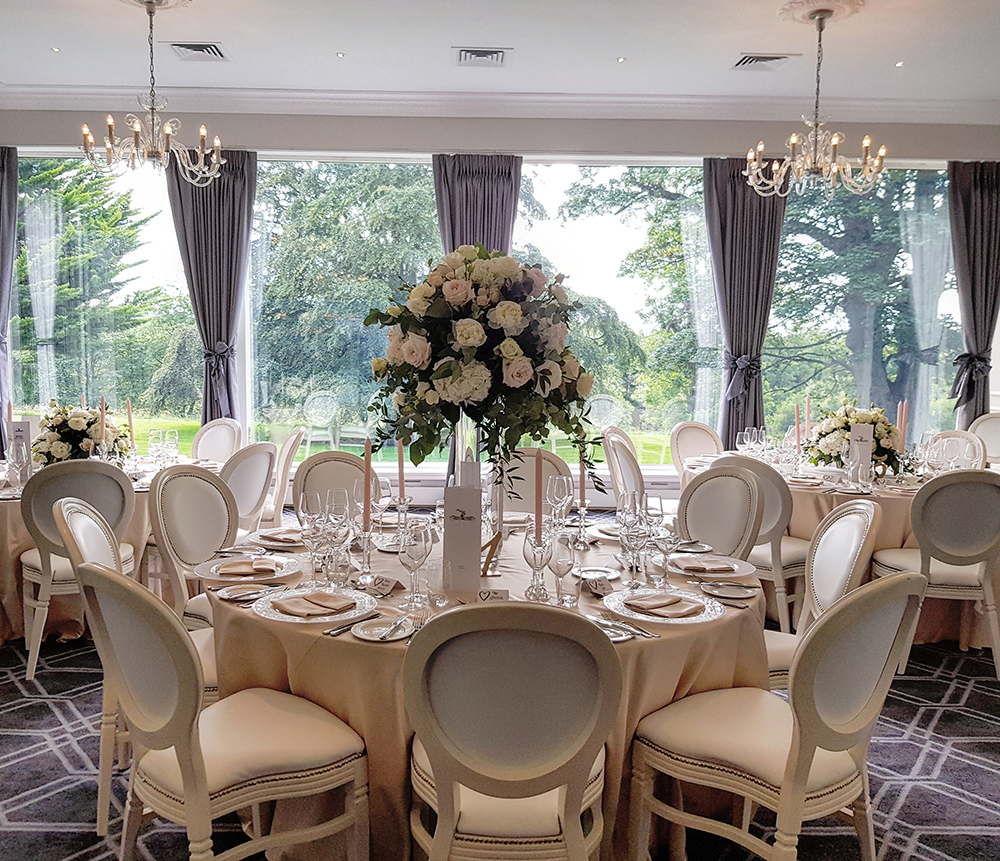 wedding breakfast - Ardoe House Hotel and Spa
