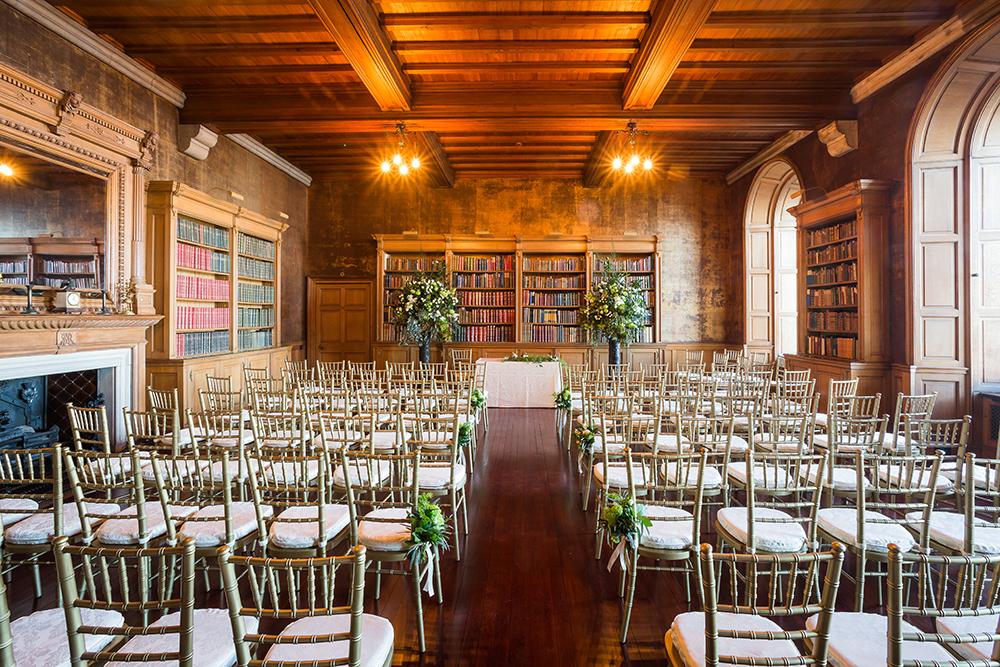 Barnbougle Castle Wedding Venue Ceremony
