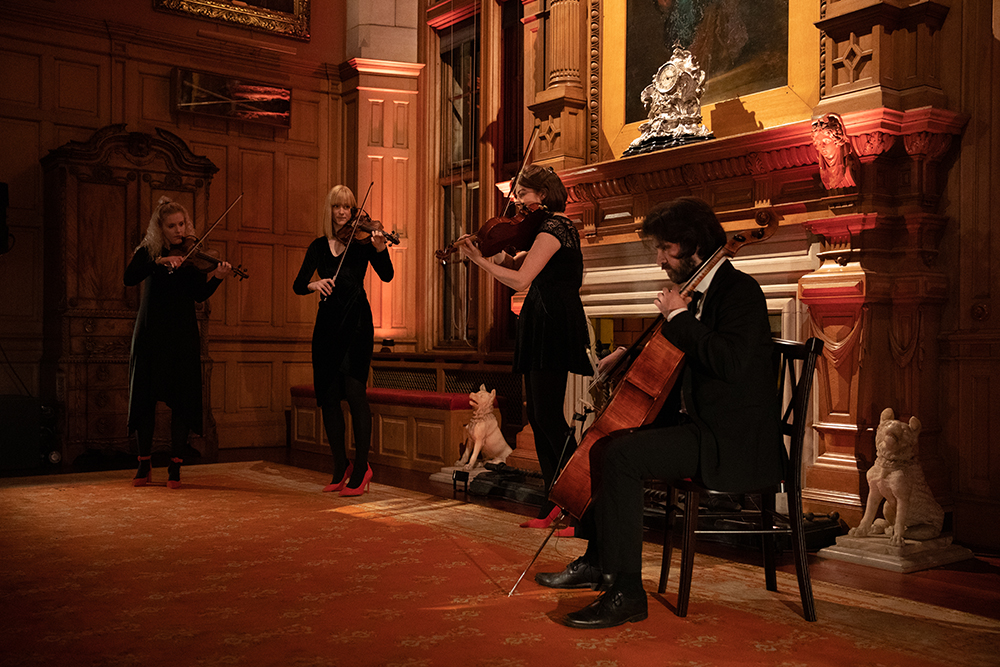 Barnbougle Castle Cairn String Quartet
