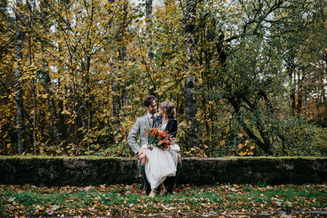 Featured Image for 14 ideas for your Autumn wedding in Scotland 2019