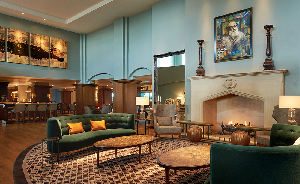 Lobby - Fairmont St Andrews