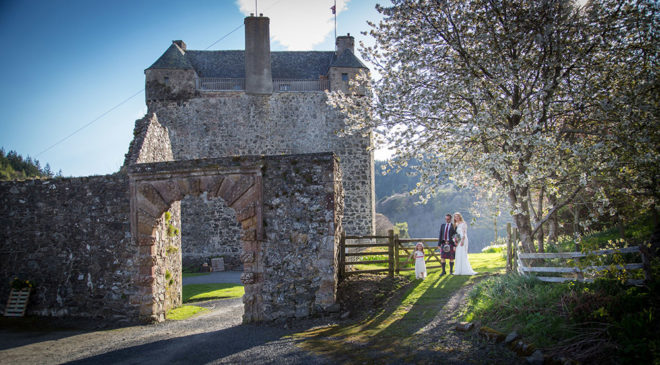Featured Image for 31 of the best Scottish castle wedding venues 2019