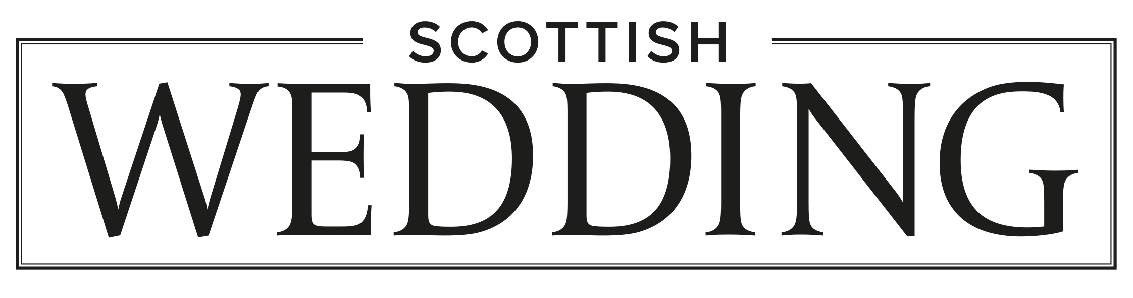 Scottish Wedding logo