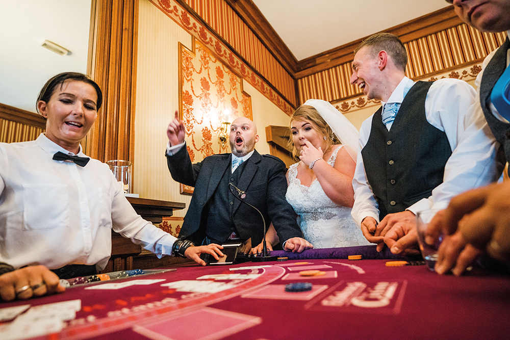 The Edinburgh Fun Casino Company - Lifetime Photography