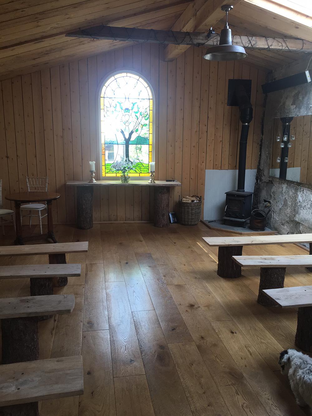 apple store interior - Myres Castle