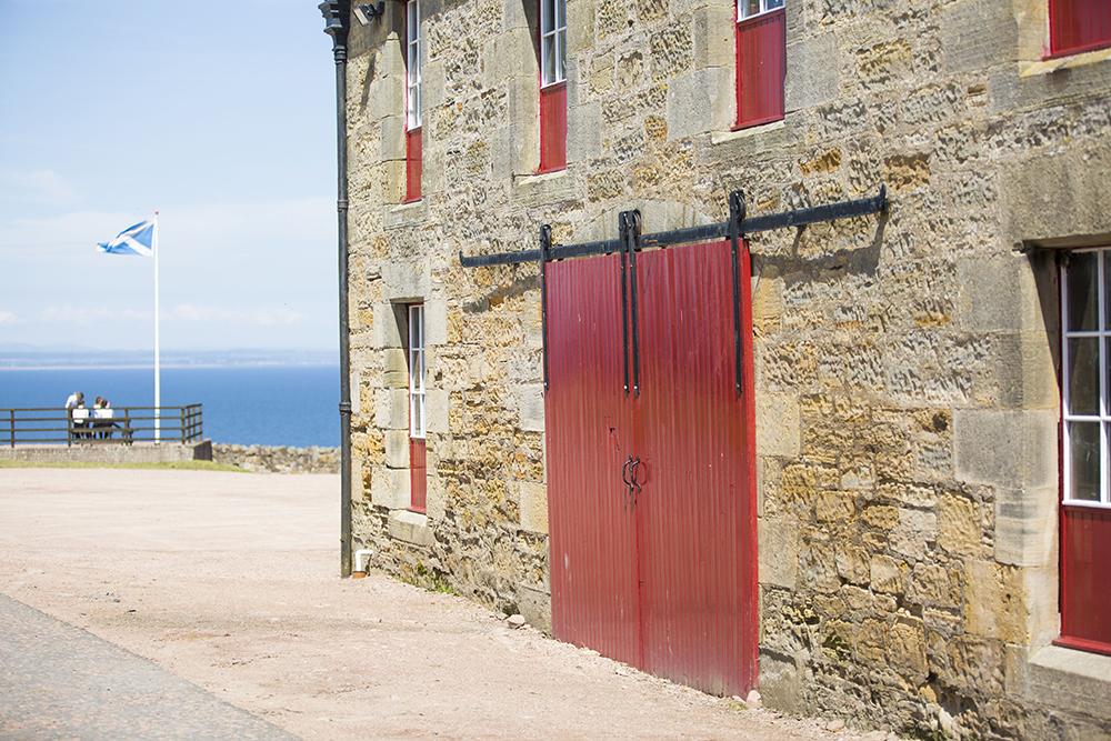 exterior - Kinkell Byre