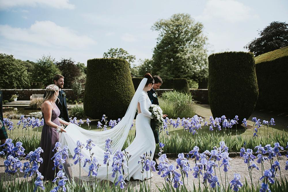 gardens - Myres Castle