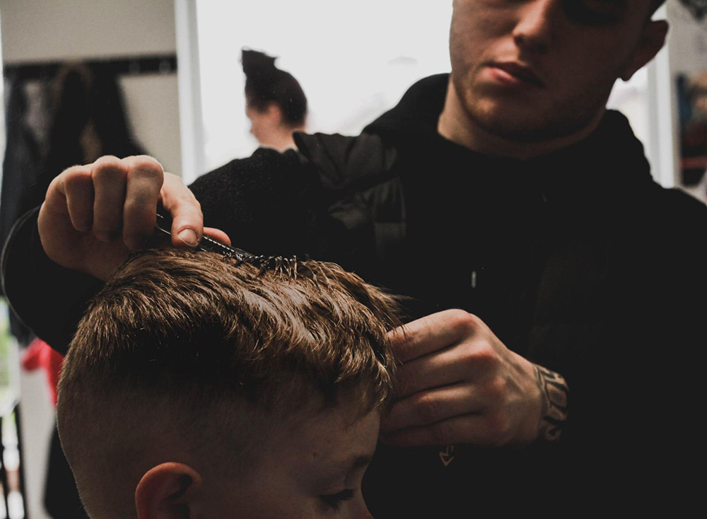 haircut - Kings Barbers