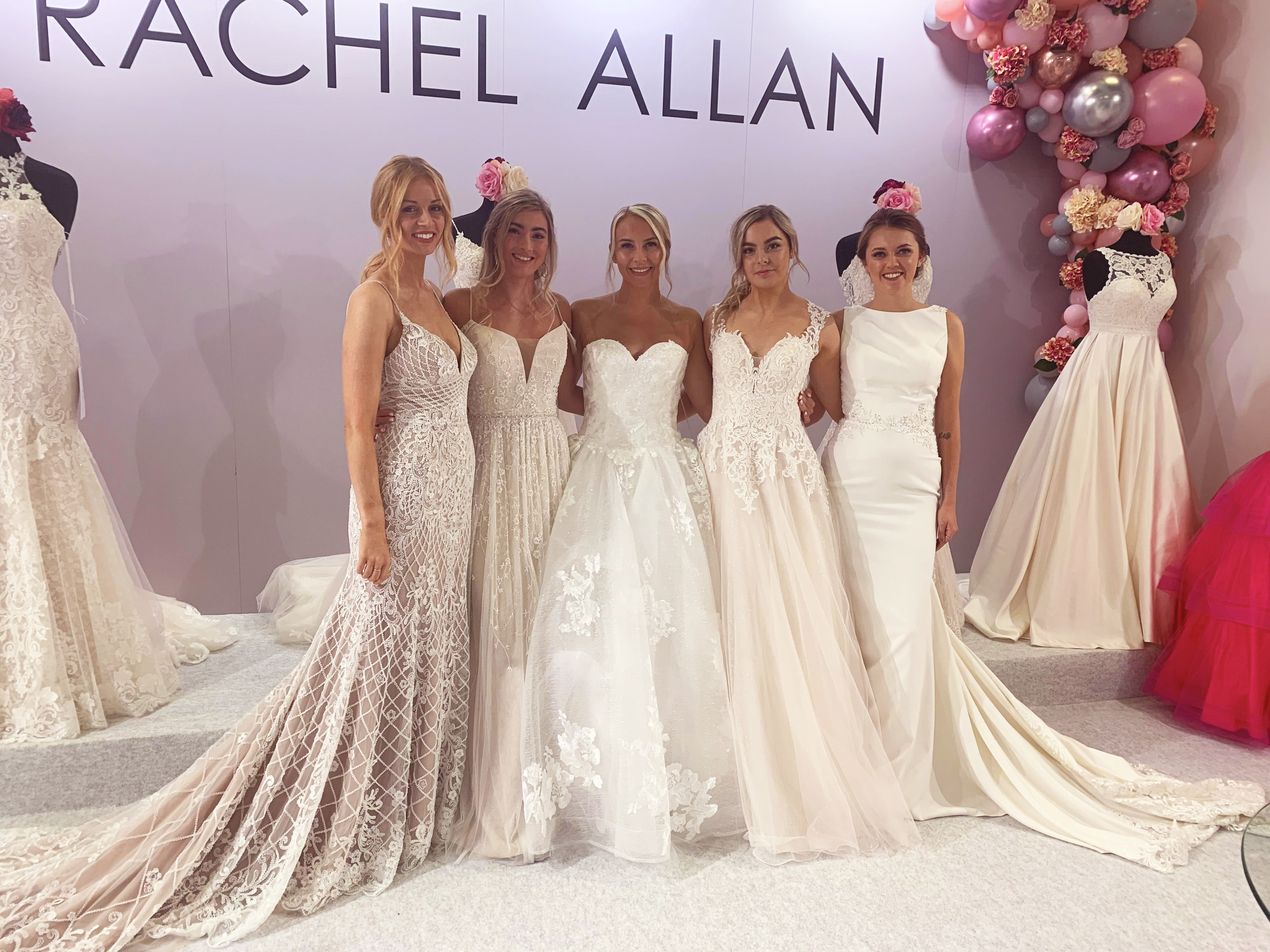 Featured Image for Our favourite looks from The Harrogate Bridal Show 2019
