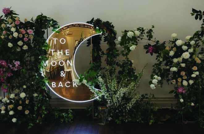 Featured Image for How to style a celestial wedding