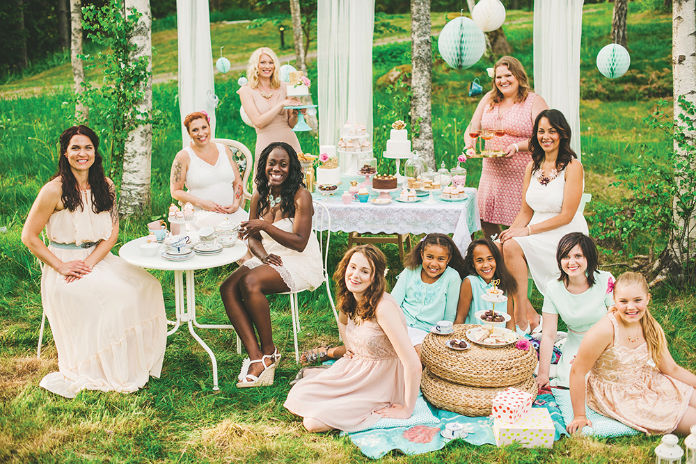Featured Image for How to have a mum-friendly hen party