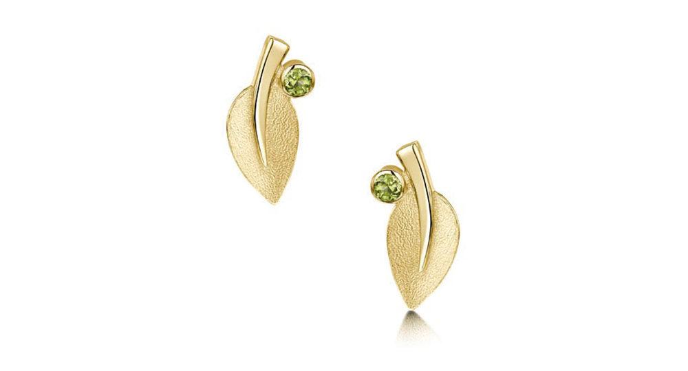 rowan earrings - Sheila Fleet