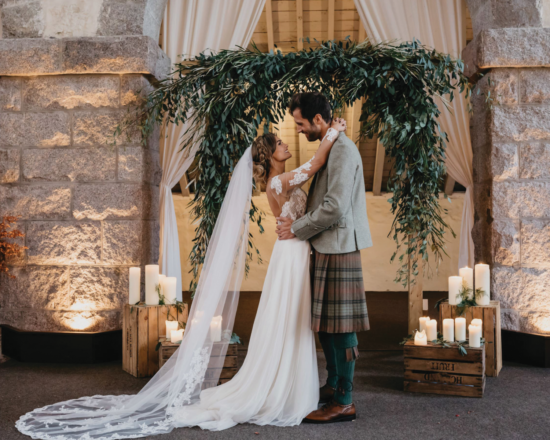 Featured Image for Why we chose our wedding photographer... Fairytale Asylum