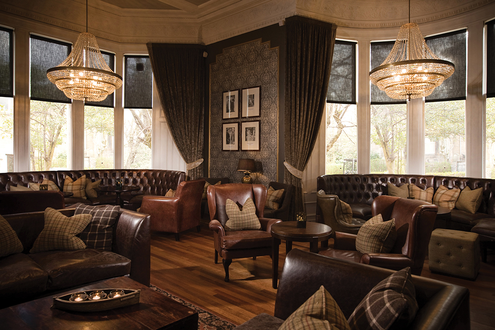 Hotel du Vin One Denonshire Gardens Glasgow Wedding Venue
