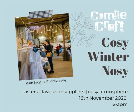 Featured Image for Comrie Croft's Cosy Winter Nosy