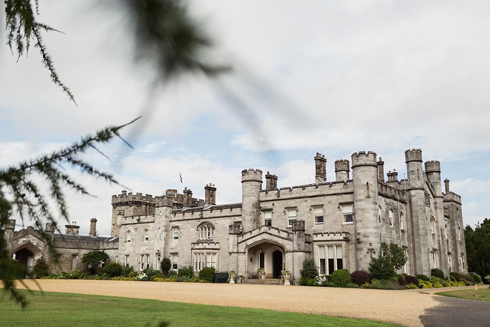 Craig and Eva Sanders Real Wedding Dundas Castle