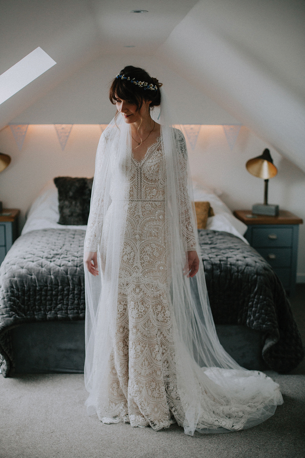Laura - In the Name of Love Photography wedding at The Rhynd