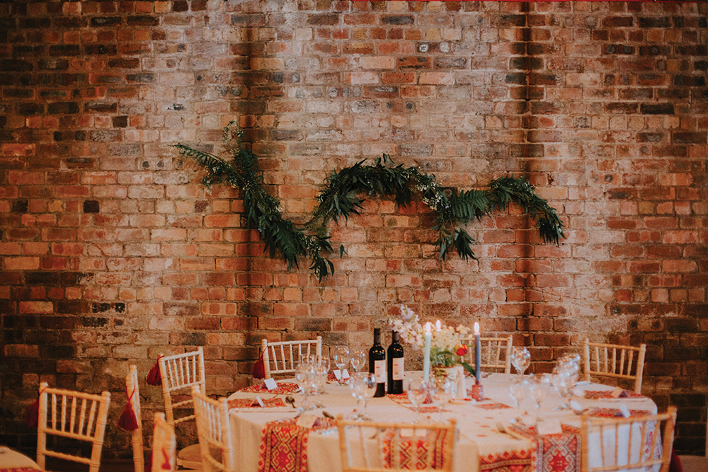 decor - In the Name of Love Photography wedding at The Rhynd