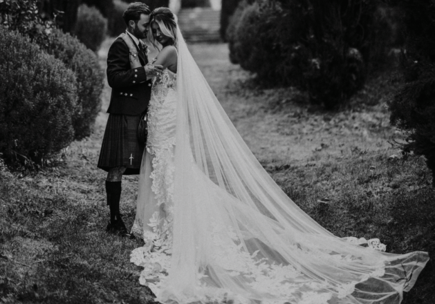 Featured Image for The Tuscan wedding of Jamie Genevieve + Jack McCann