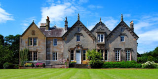 Featured Image for Netherbyres House