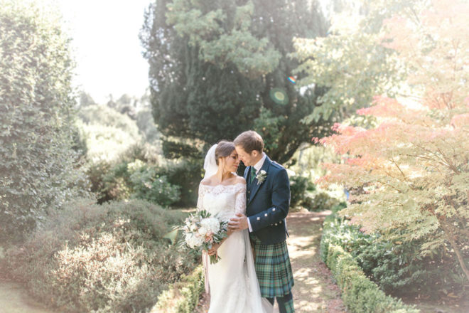 Featured Image for Soft September romance at Brig O'Doon House Hotel, Alloway