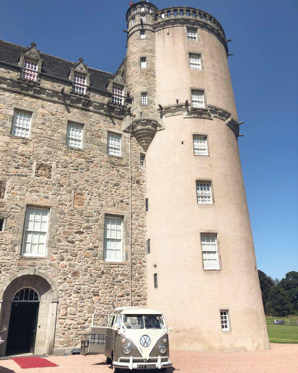 Castle Fraser Garden and Estate