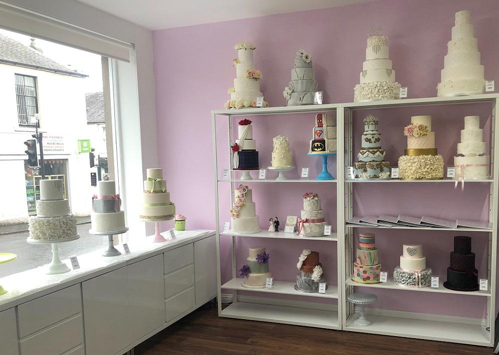 Jappacakes wedding cakes