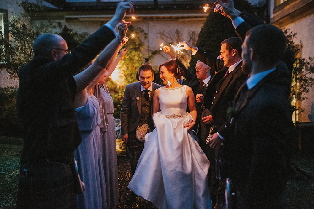 reception - Iris Art Photography at Prestonfield House wedding