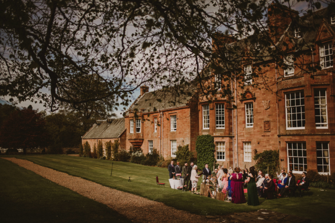 Featured Image for SW Visits: Cringletie House, Scottish Borders