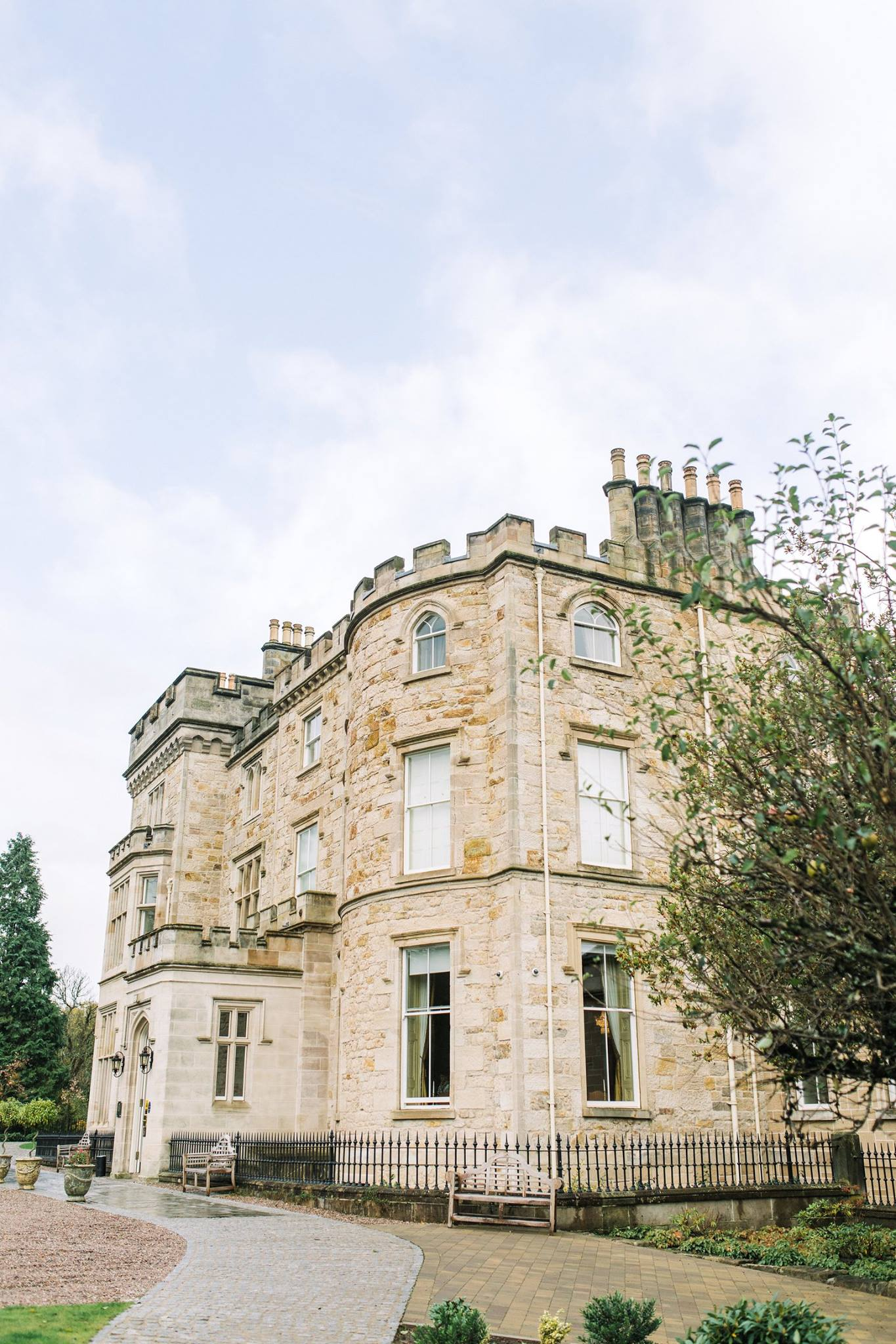 The Gibsons Photography - Crossbasket Castle