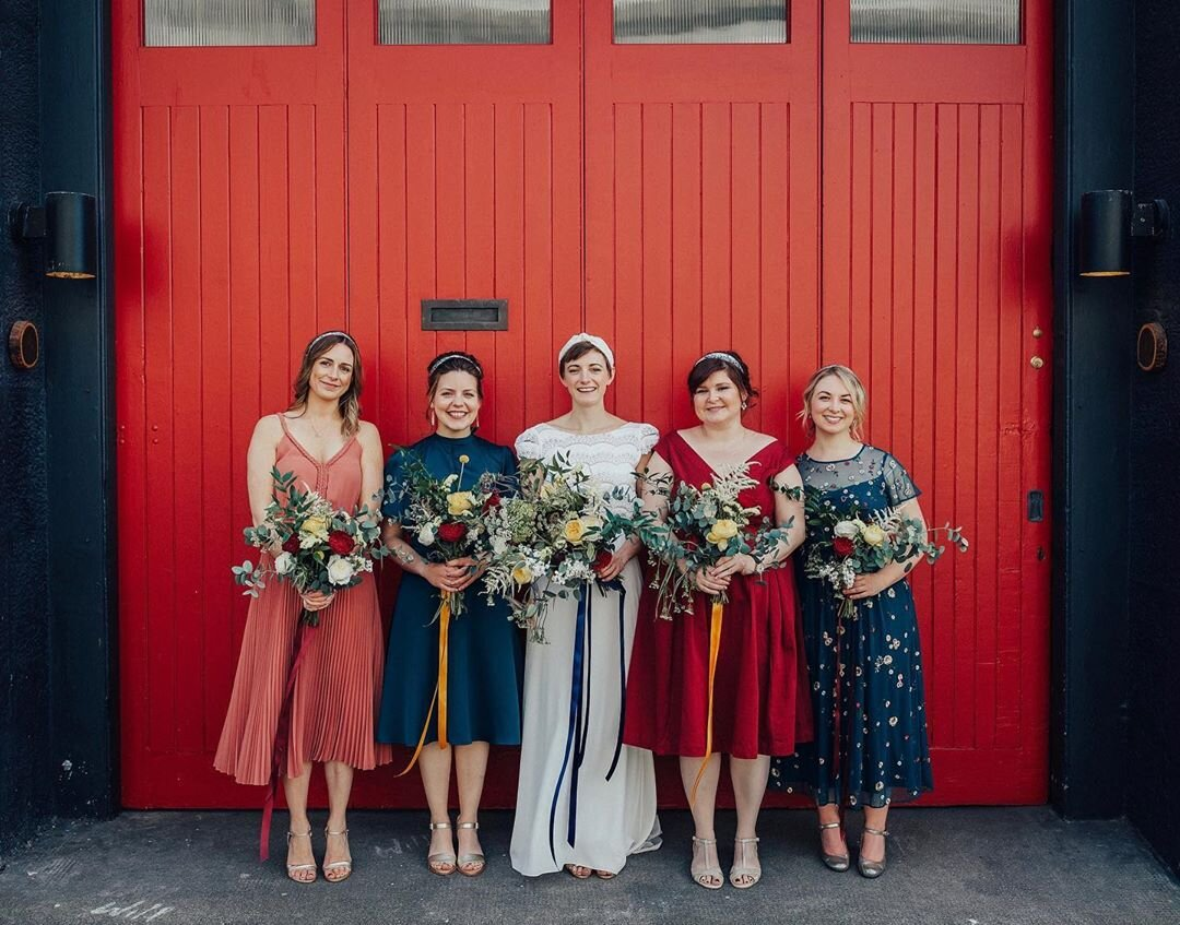 Featured Image for Scotland's most stylish bridesmaids 2019 (and how you can steal their style!)