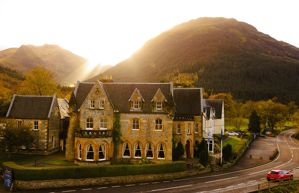 Featured Image for Ballachulish Hotel