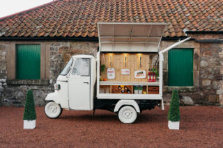 Featured Image for Drinky Malinky Mobile Wedding Bar