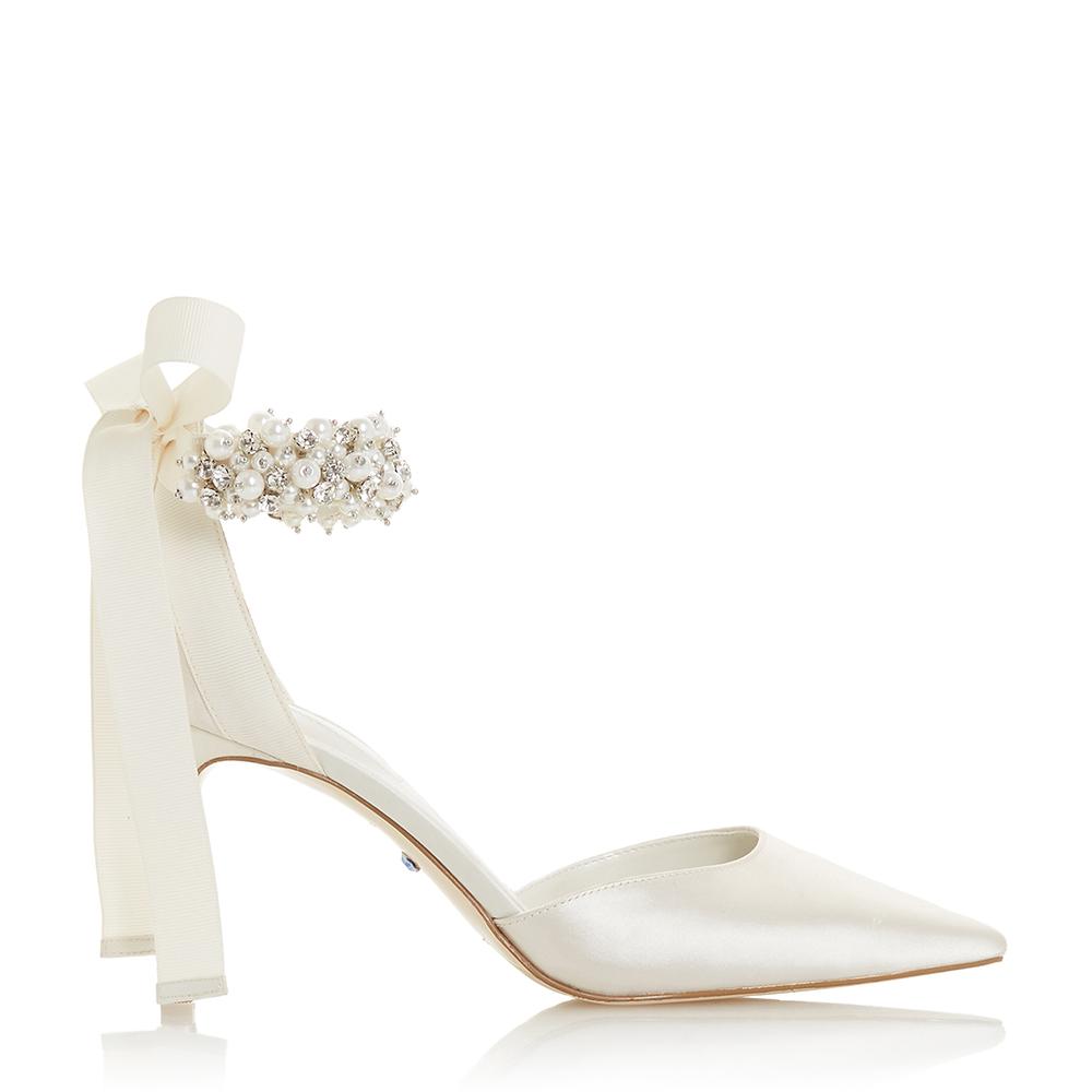 Dune Bridal Shoes Clarette Wedding Shoes