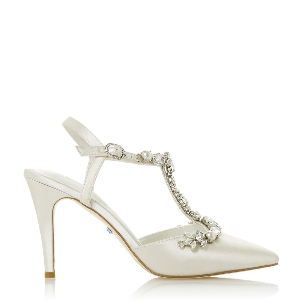 Dune Bridal Shoe Corsage