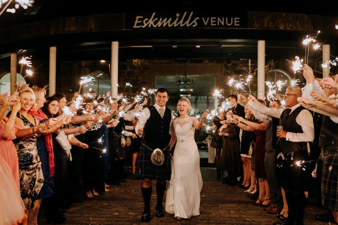 Featured Image for Eskmills Venue Wedding Open Day