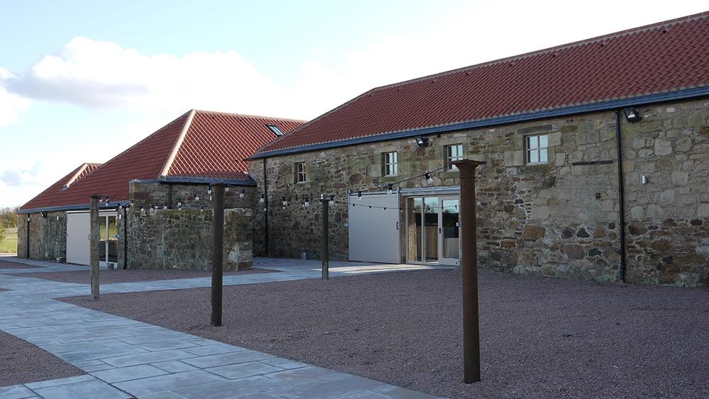 Falside Mill - exterior