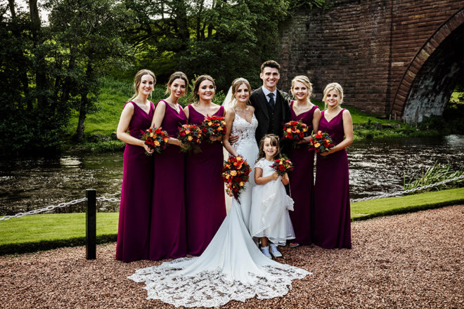 Featured Image for Beautiful rich colour scheme at the iconic Brig o' Doon House Hotel