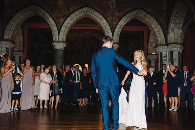 Featured Image for Step by step: how to nail your first dance as a married couple
