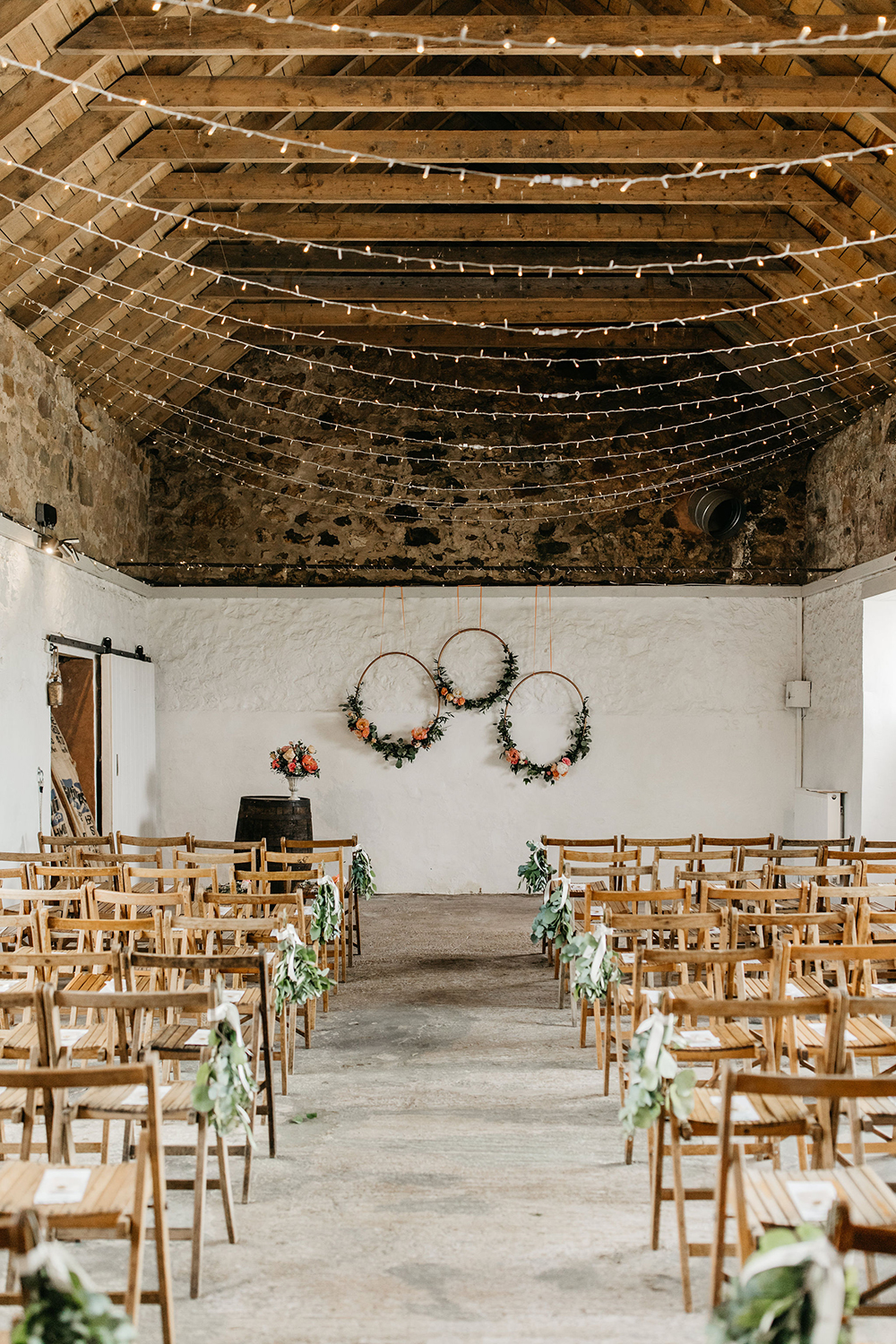 interior - The Cow Shed Crail