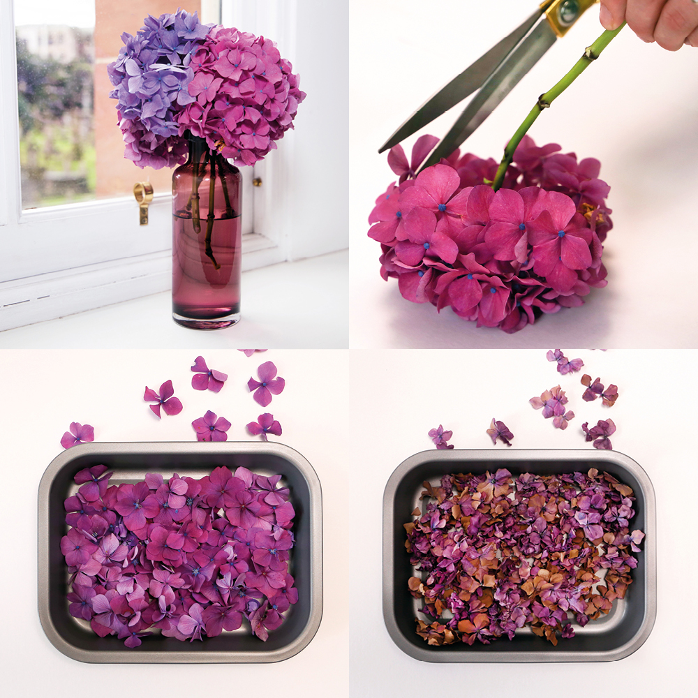 Making Your Own Wedding Flowers: How To Make Your Own Dried Flower Confetti