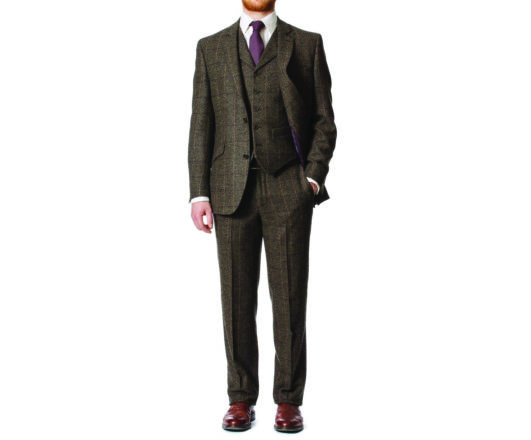 Featured Image for Win... a stylish lambswool tweed suit from Walker Slater