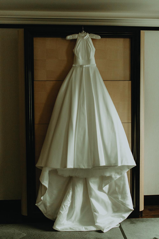 Suzanne Neville Bespoke Dress