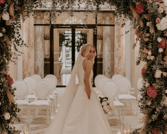 Featured Image for Parisian wedding of Florals and Corals style blogger Lucy Connelly
