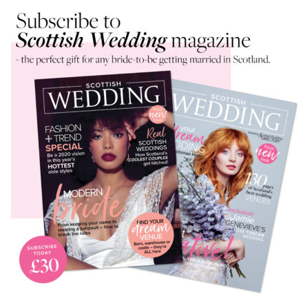 Featured Image for Subscribe to Scottish Wedding